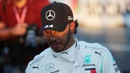 F1 Mercedes, Hamilton: «Risultato straordinario»