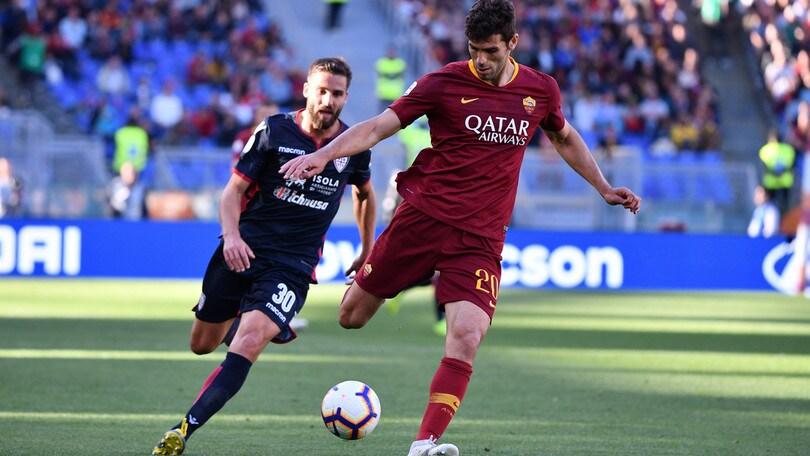 Serie A Roma-Cagliari 3-0, il tabellino