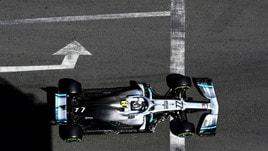 F1 Gp Azerbaijan, griglia di partenza e orari TV