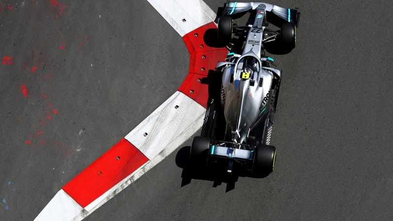 F1 Gp Azerbaijan, griglia di partenza e orari in TV