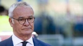 Ranieri: «Conte alla Roma? Vado a prenderlo all'aeroporto!»