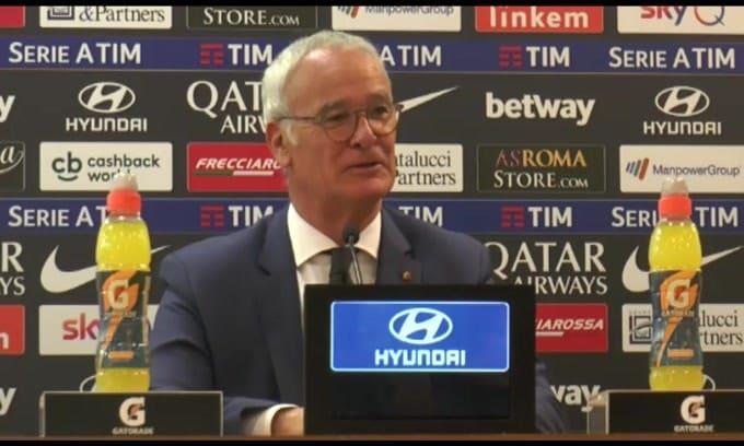 """Ranieri: """"Conte? Lo vado a prendere all'aeroporto"""""""
