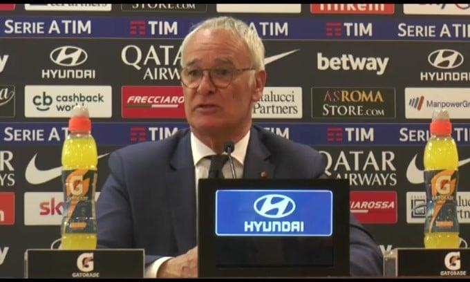 "Ranieri: ""Kluivert è importante per noi"""