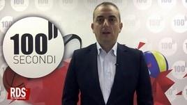 I 100 secondi di Pasquale Salvione: Tre punti, Pastore e Conte: la Roma sogna
