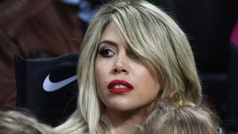 Inter, senti Wanda: «Icardi resta. Conte non vuole Mauro? Mi sembra strano»