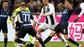 Serie A Inter-Juventus 1-1, il tabellino