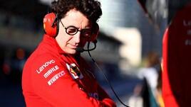 F1 Ferrari, Binotto: «Non siamo soddisfatti delle qualifiche»