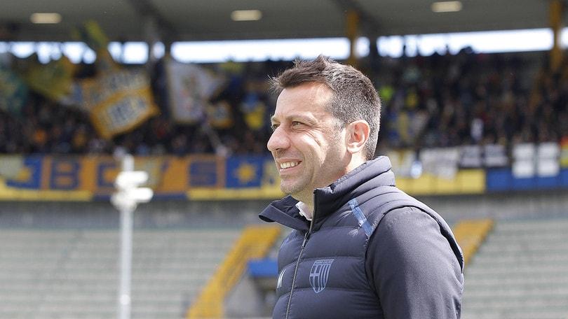 Serie A Parma, D'Aversa: «C'è rammarico, ma è un punto che avvicina la salvezza»