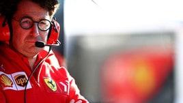 F1 Azerbaigian, Binotto: «Ci siamo complicati la vita»