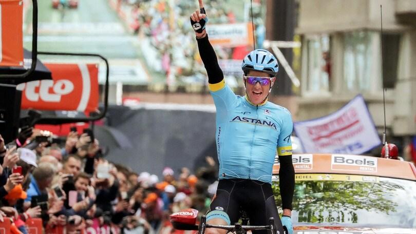 Ciclismo, Liegi-Bastogne-Liegi: trionfa Fuglsang, secondo Formolo