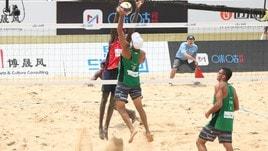 Beach Volley: quarto posto per Rossi-Carambula a Xiamen