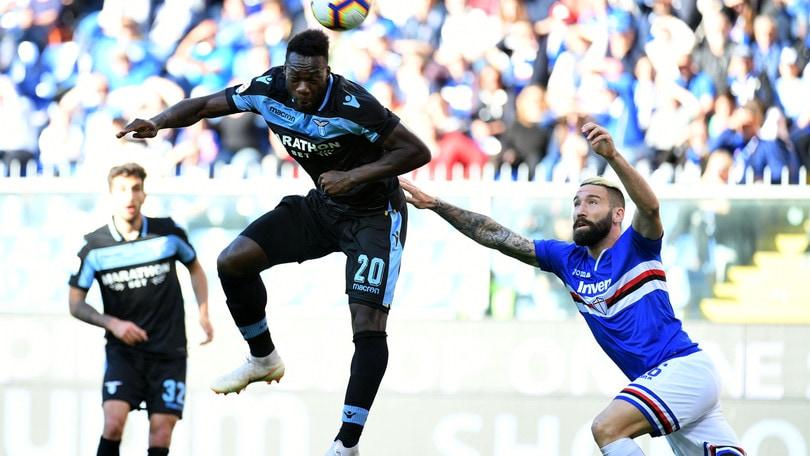 Serie A Sampdoria-Lazio 1-2, il tabellino