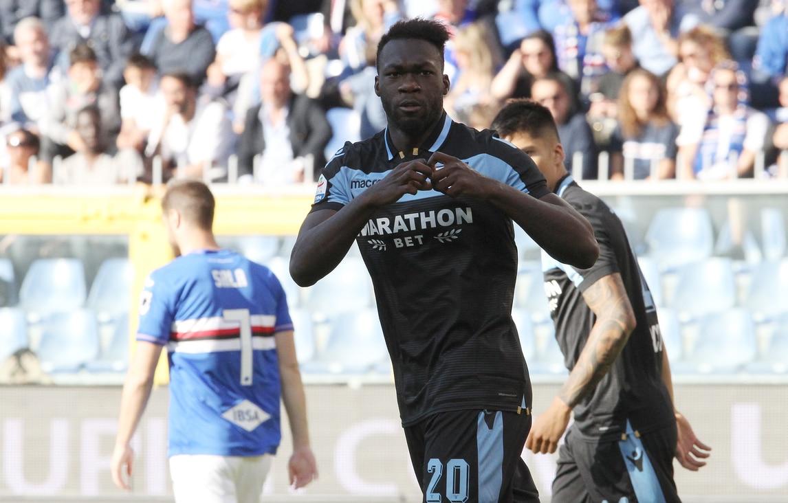 Sampdoria-Lazio 1-2: Caicedo show, che doppietta!