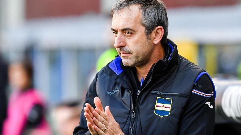 Serie A Sampdoria, Giampaolo: «Futuro? Ci incontreremo per capire cosa ci manca»