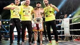 Kickboxing, Tetti vince il mondiale di K1