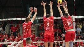 Volley: A2 Maschile, Finale Play Off, Gara 1 è di Piacenza
