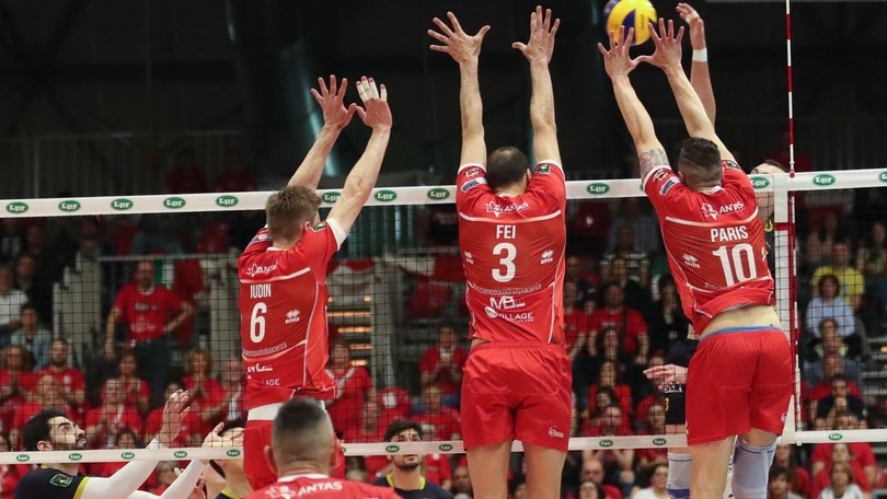 Volley: A2 Maschile, Finale Play Off, Gara 1 è di Piacenza