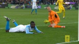Marsiglia-Nantes 1-2, gli highlights