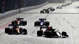 F1 Gp Azerbaigian, Pirelli: «Pochi dati a disposizione dei team»