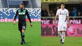 Diretta Fiorentina-Sassuolo ore 21: le formazioni ufficiali e come vederla in tv