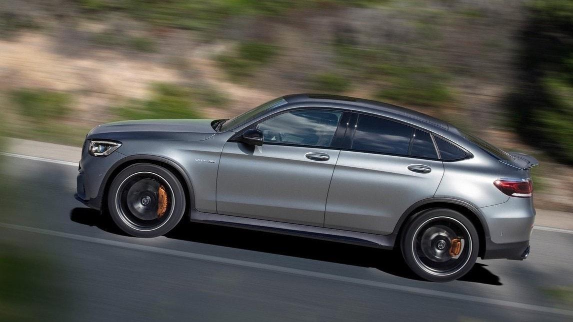 Mercedes-AMG GLC 63: le foto del nuovo suv sportivo