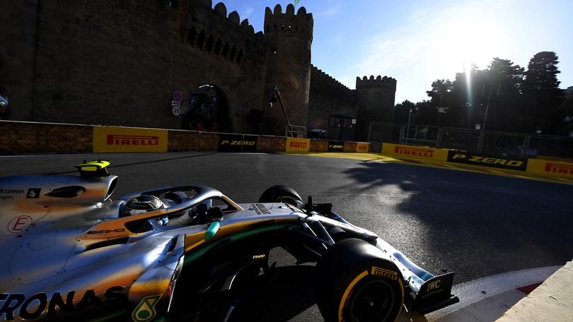 F1, la Mercedes domina: in quota il Mondiale è già a un passo