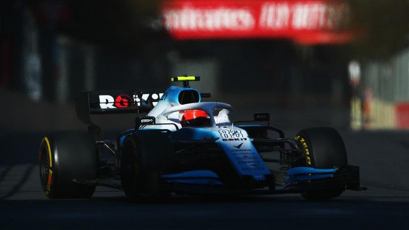 F1 Williams, Kubica: «Mi serve una macchina più guidabile»