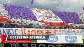 Fiorentina-Sassuolo, le probabili formazioni