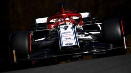 F1 Alfa Romeo Racing, Raikkonen: «Non potevo fare di più»
