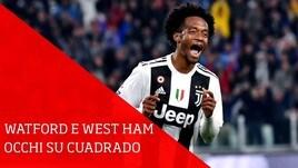 Juve, Cuadrado seguito da Watford e West Ham