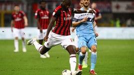 Coppa Italia, cori razzisti: curva nord laziale chiusa per un turno con la condizionale