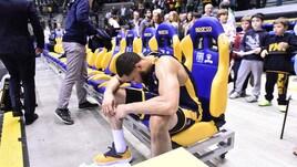 Basket, Torino esclusa dalla Serie A