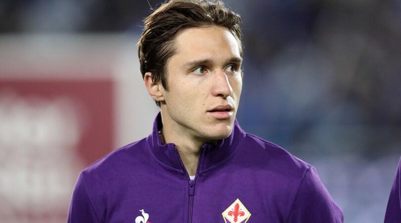 """La Fiorentina non molla Chiesa. Pradè: """"Siamo stati chiari"""""""