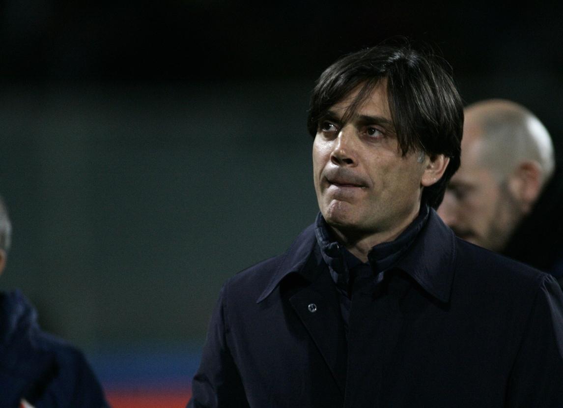 Serie A Fiorentina, Montella: «Abbiamo dato il peggio di noi stessi»