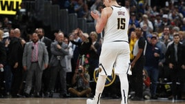NBA Playoff, Philadelphia batte Toronto. Jokic domina Portland