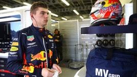 F1 Red Bull, Verstappen: «A Baku il podio era alla mia portata»