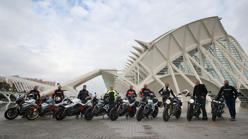 Energica Electric Academy, il corso di guida per moto elettriche