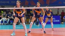 Volley: la nazionale femminile si raduna a Cavalese