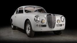 Lancia Aurelia B20 GT, restauro totale