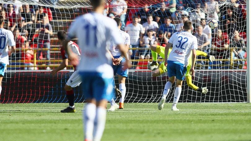 Serie A, Empoli: si punta a 7,50 sulla salvezza