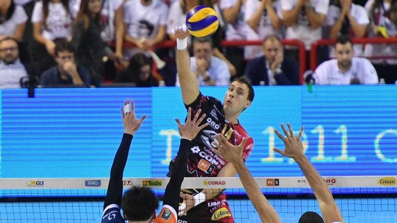 Volley: Superlega, Atanasijevic MVP delle Semifinali Play Off