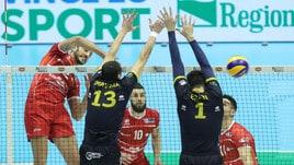 Volley: A2 Maschile, Bergamo-Piacenza atto secondo