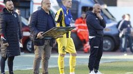 Serie C Viterbese, ufficiale: esonerato Calabro