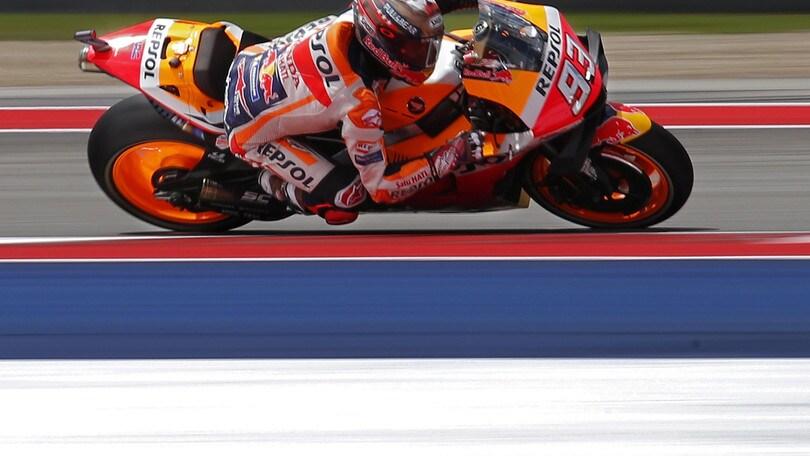MotoGp Honda, Marquez: «A Jerez è sempre una gara speciale»