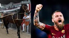 Roma, omaggio al capitano: il nipote di Varenne si chiamerà DDR