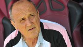 Serie B Palermo, Rossi: «Nessun discorso a lungo termine, pensiamo allo Spezia»