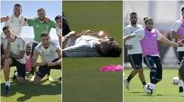 Juve, che fa Matuidi? Ronaldo va ko e Caceres ritorna
