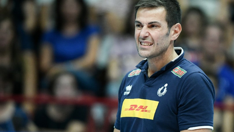 Volley: Blengini ha scelto i 30  per la Volleyball Nations League