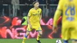 Serie A Frosinone, terapie per Salamon e Viviani