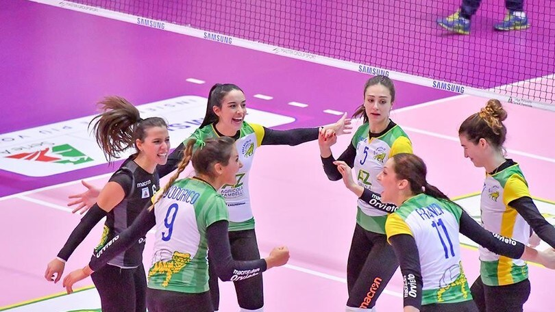 Volley: A2 Femminile, in campo per Gara 2 di Semifinale